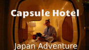 Japan capsule hotel stay – a unique travel experience