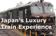 Japan Train is One of World's Most Luxurious
