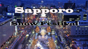 Sapporo Snow Festival is a winter wonderland