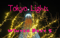 Tokyo Top Winter Illumination Locations 2017/2018