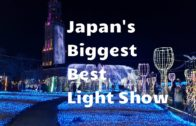 Japan's Biggest Illumination Show … Huis Ten Bosch