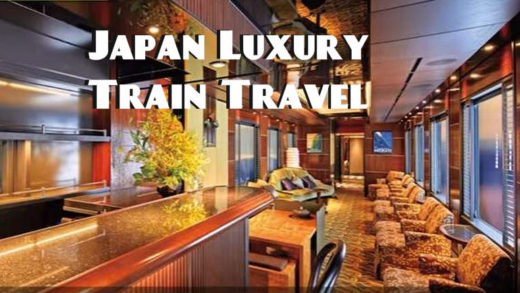 Japan Luxury Train