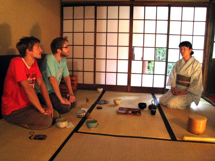 En Japanese Tea Ceremony